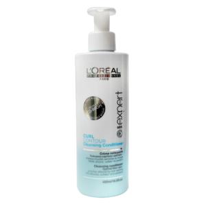 L'oréal Professionnel Curl Contour Cleasing Conditioner Washing - 400ml