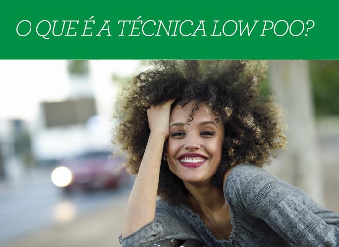 O Que é a Técnica Low Poo?